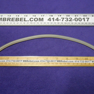 Silicon Semi Transparent Fuel Line
