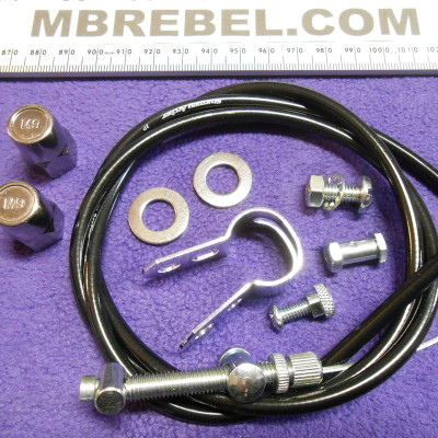 Sturmey Archer Rear Drum Brake Hardware Kit