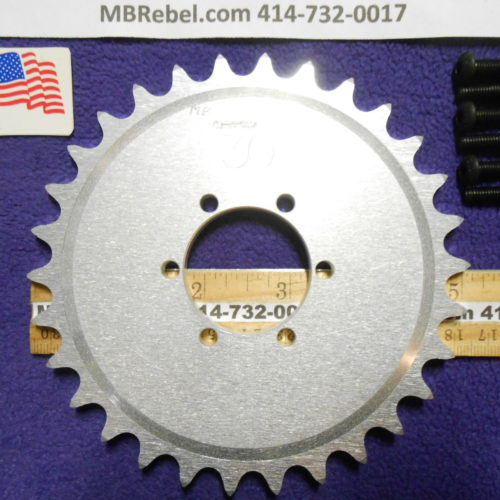 DISC Hub Mount 30 Tooth Sprocket