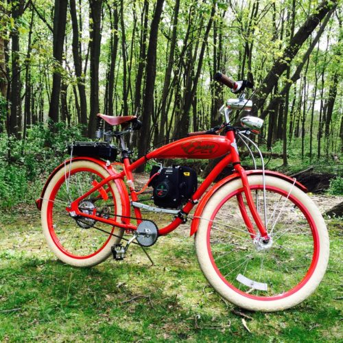 Electra Motorized Bicycle 4 stroke
