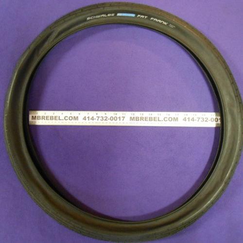 Schwalbe Fat Frank Tire wKevlar Guard - 26 x 2.35 Black
