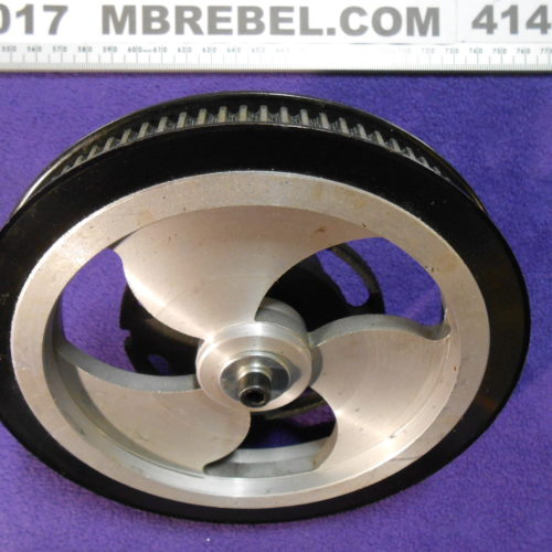 4G Transmission Gear Pulley 100T with Eccentric Cam