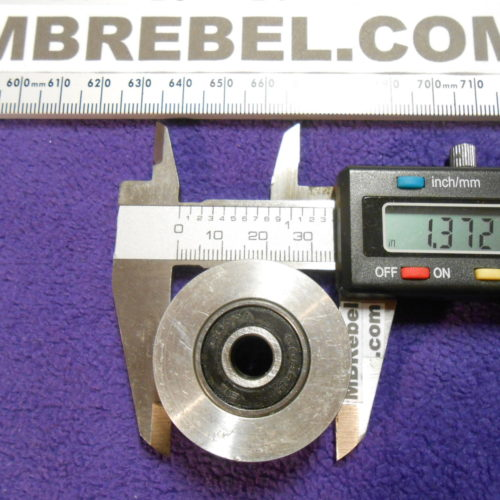 EZ Q-Matic Belt Tightener Idler Pulley with Bearings