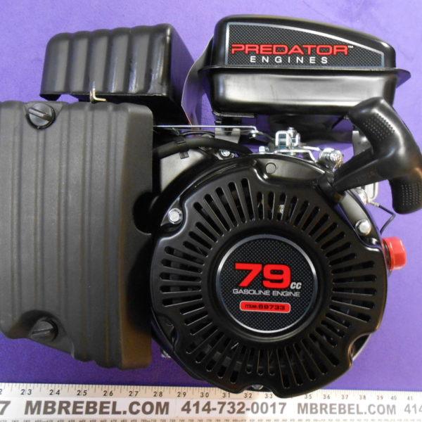 Predator 79cc Engine Only (4 Stroke)