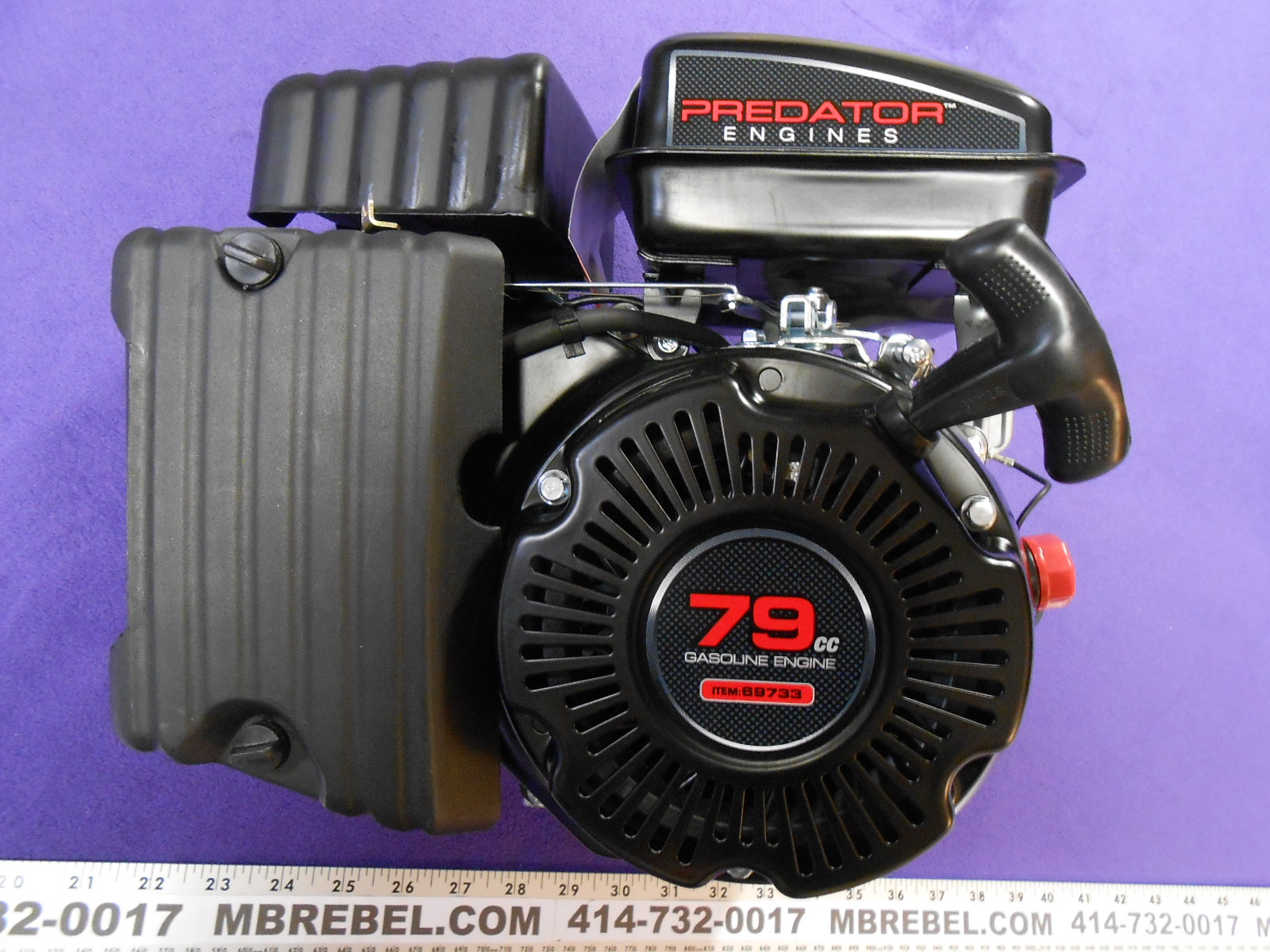 Predator 79cc Engine Only  4 Stroke
