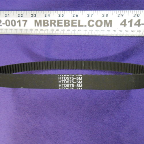 Transmission Belt for 7G HTD575-5M