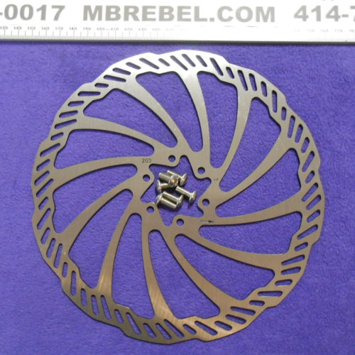 203mm-disc-rotor