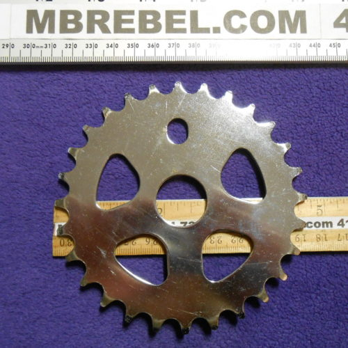 28 Tooth Vintage Pedal Sprocket Chainring