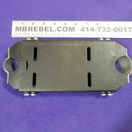 4 Stroke Motor Mount Plate with Brackets
