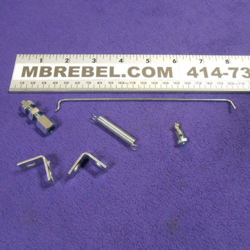 Throttle Linkage Kit for 79cc Harbor Freight Engine