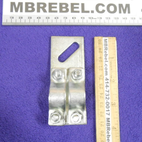 Chain Tensioner Shorty Double Strap Hardware Only Back