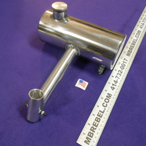 Motorized Bicycle Seat Post Tank 2L U.S.A.