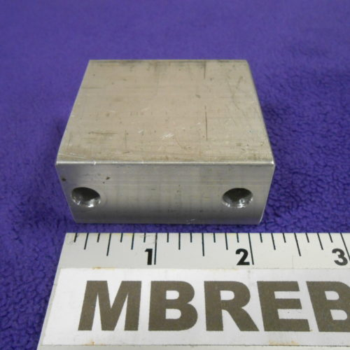 Drilled Motor Mount Lift Blocks, 2inch