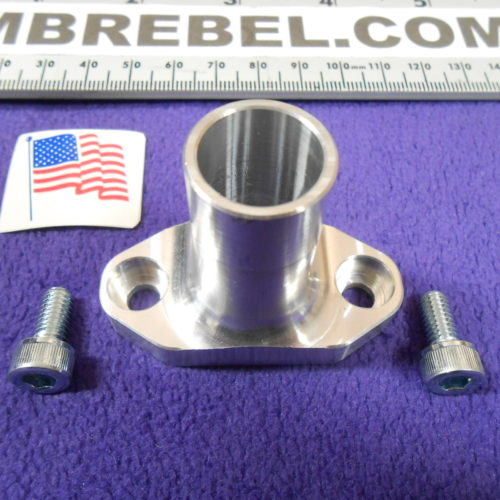 40mm High Performance CNC Air Intake Manifold Widemouth MBRebel.com