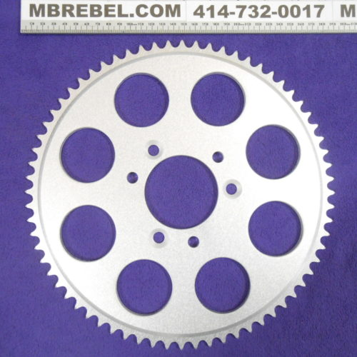 68 Tooth Sprocket for 415 or #41 Chain Fits Sprocket Adapters U.S.A.