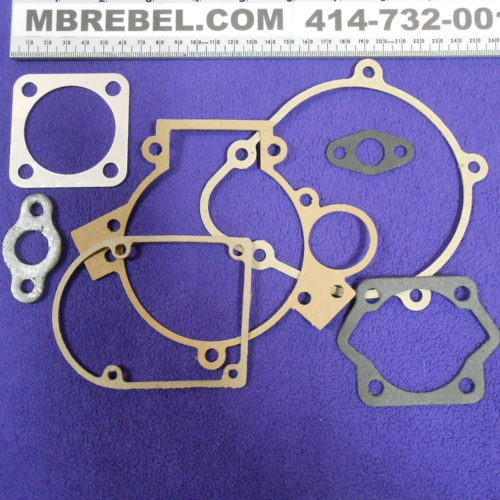 Complete Gasket Set Kit For 6680cc Motorized Bicycle Engine MBRebel.com