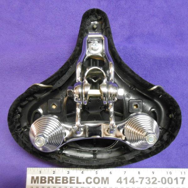 Kustom Kruiser Bicycle Seat Saddle - MBRebel com