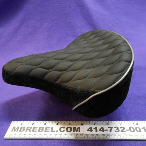 Kustom Kruiser Bicycle Seat Saddle 2006 Slick Daddy MBRebel.com