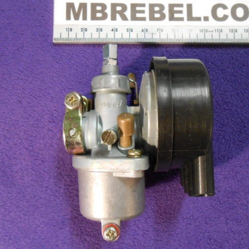 NT Carburetor Motorized Bicycle MBRebel.com