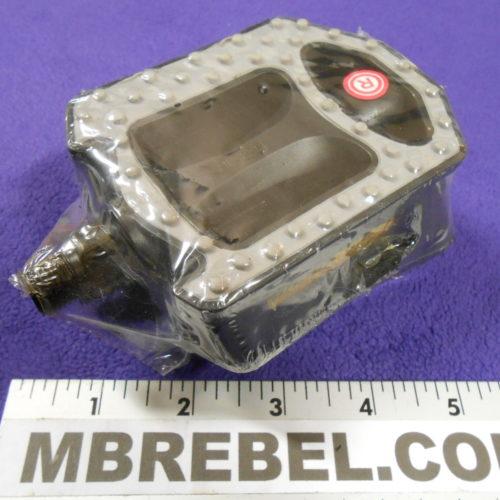 Stock Pedals 12 Grey MBRebel.com