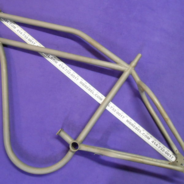 Board Track Racer Drop Loop Frame