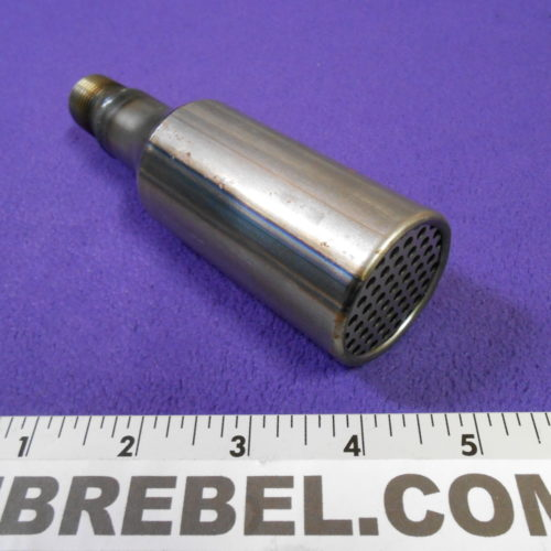Muffler Silencer Mini MBRebel.com