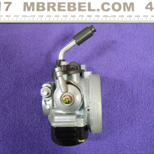 Racing Performance SHA Famous Carburetor for Motorized Bicycle 496680cc MBRebel.com Banjo