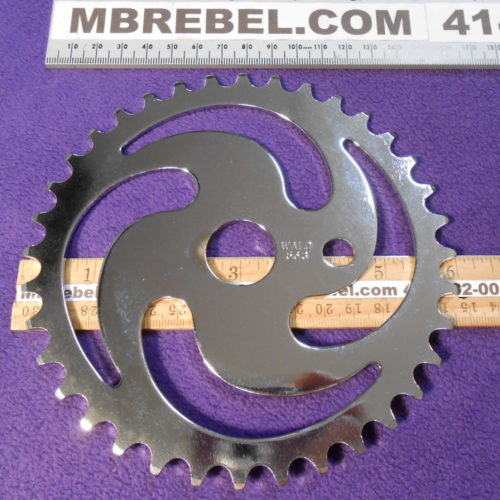 Wald Bicycle Pedal Sprockets 36 Tooth Chainring MBRebel.com