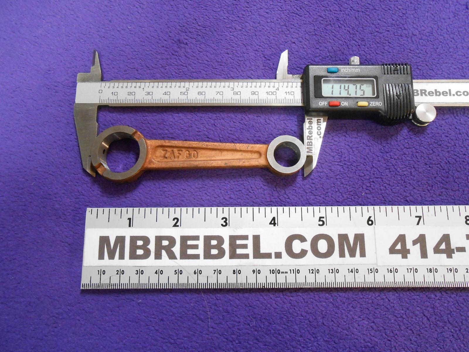 10-Pack Needle Bearing Connecting Rod 2-Stroke Engine 66//80cc Motorized Bicycle