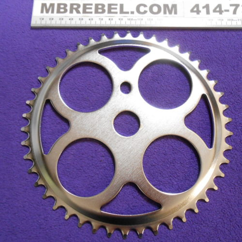 46 Tooth Pedal Sprocket Chainring Schwinn Style MBRebel.com