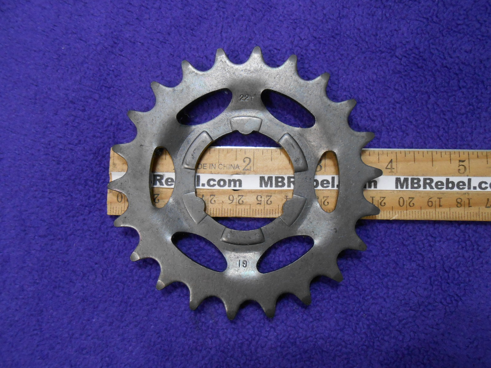 "Sturmey-Archer 1//8/"" 15t coaster brake cog"